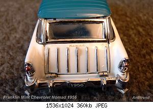Franklin Mint Chevrolet Nomad 1956 4.jpg