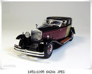 Нажмите на изображение для увеличения Название: Rolls Royce Phantom II (1) DG.JPG Просмотров: 4 Размер:641.5 Кб ID:1159372