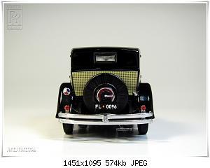 Нажмите на изображение для увеличения Название: Rolls Royce Phantom II (5) DG.JPG Просмотров: 2 Размер:573.8 Кб ID:1159376