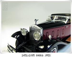 Нажмите на изображение для увеличения Название: Rolls Royce Phantom II (11) DG.JPG Просмотров: 1 Размер:646.3 Кб ID:1159382