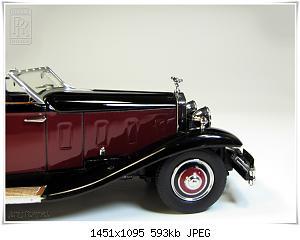 Нажмите на изображение для увеличения Название: Rolls Royce Phantom II (12) DG.JPG Просмотров: 1 Размер:593.3 Кб ID:1159383