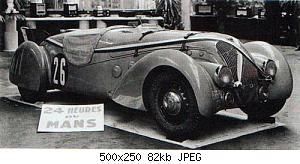 Нажмите на изображение для увеличения Название: Peugeot 302 Darl'Mat-Pourtouts_1937 LeMans1.jpg Просмотров: 2 Размер:82.4 Кб ID:1159879