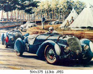Нажмите на изображение для увеличения Название: Peugeot 302 Darl'Mat-Pourtouts_1937 LeMans5.jpg Просмотров: 3 Размер:113.1 Кб ID:1159883
