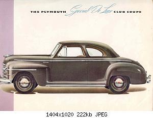 Нажмите на изображение для увеличения Название: 1946 Plymouth-13.jpg Просмотров: 2 Размер:222.3 Кб ID:1005872