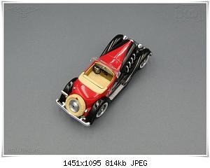 Нажмите на изображение для увеличения Название: Duesenberg SSJ (5) Ixo.JPG Просмотров: 2 Размер:813.9 Кб ID:1180549