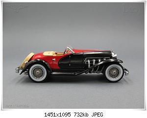 Нажмите на изображение для увеличения Название: Duesenberg SSJ (6) Ixo.JPG Просмотров: 1 Размер:731.9 Кб ID:1180550