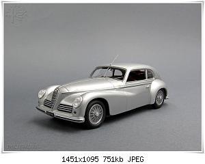 Нажмите на изображение для увеличения Название: Alfa Romeo 6C 2500 (1) M.JPG Просмотров: 4 Размер:751.0 Кб ID:1180940