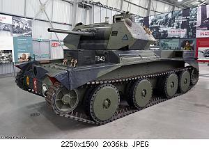 Нажмите на изображение для увеличения Название: Cruiser Tank Mk.III Bovington Tank Museum.jpg Просмотров: 2 Размер:1.99 Мб ID:1181723