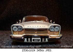 Franklin Mint Plymouth Fury 1957 4.jpg