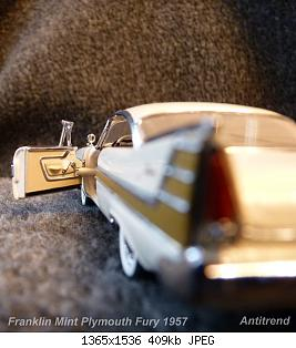Franklin Mint Plymouth Fury 1957 7.jpg