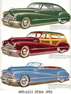 Нажмите на изображение для увеличения Название: 1948 Buick  6 .jpg Просмотров: 5 Размер:252.6 Кб ID:1035286