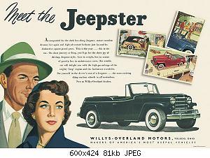 Нажмите на изображение для увеличения Название: willys_jeepster_poster.jpg Просмотров: 3 Размер:80.8 Кб ID:1061885