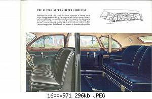Нажмите на изображение для увеличения Название: 1946 Packard Super Clipper-15.jpg Просмотров: 2 Размер:296.5 Кб ID:1012853