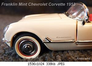 Franklin Mint Chevrolet Corvette 1953 5 .jpg