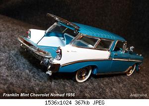 Franklin Mint Chevrolet Nomad 1956 5.jpg