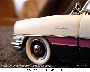 Franklin Mint Packard Caribbean 1955 5.jpg