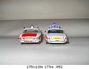 Нажмите на изображение для увеличения Название: Colobox_Jaguar_XJ6_MkII_Avon_&_Somerset_Constabulary_Vanguards~09.jpg Просмотров: 4 Размер:176.8 Кб ID:1208920