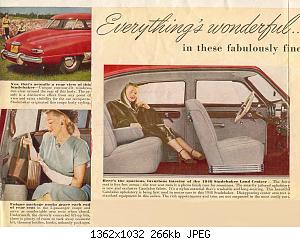 Нажмите на изображение для увеличения Название: 1948 Studebaker-09.jpg Просмотров: 0 Размер:266.5 Кб ID:1038043