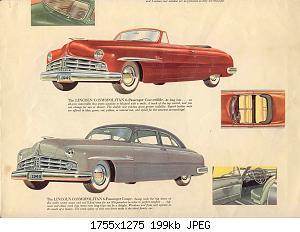 Нажмите на изображение для увеличения Название: 1949 Lincoln-05.jpg Просмотров: 1 Размер:199.2 Кб ID:1072939