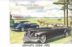 Нажмите на изображение для увеличения Название: 1946 Packard Super Clipper-04.jpg Просмотров: 1 Размер:317.7 Кб ID:1012842