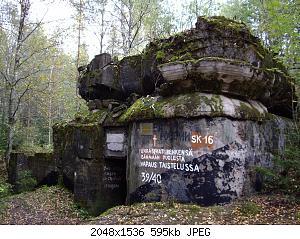 Нажмите на изображение для увеличения Название: SK16_bunker_of_Mannerheim_line.jpg Просмотров: 3 Размер:594.7 Кб ID:886469
