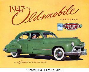 Нажмите на изображение для увеличения Название: 1947 Oldsmobile Foldout-01.jpg Просмотров: 3 Размер:1.14 Мб ID:1017590