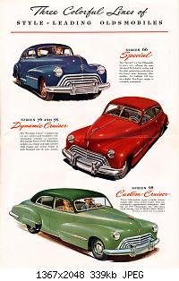 Нажмите на изображение для увеличения Название: 1947 Oldsmobile Foldout-02-03.jpg Просмотров: 6 Размер:339.2 Кб ID:1017591