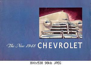 Нажмите на изображение для увеличения Название: 1948 Chevrolet-01.jpg Просмотров: 0 Размер:97.6 Кб ID:1033687
