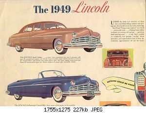 Нажмите на изображение для увеличения Название: 1949 Lincoln-02.jpg Просмотров: 1 Размер:226.6 Кб ID:1072936