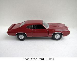 Pontiac GTO 1969 (Welly) 20200829-6.jpg