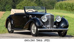 Нажмите на изображение для увеличения Название: BENTLEY 4¼-LITRE CABRIOLET_WALTER KÖNG 1938.jpg Просмотров: 0 Размер:54.0 Кб ID:1204530