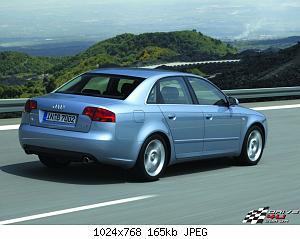 Нажмите на изображение для увеличения Название: Audi_A4_back_1x1024x768.jpg Просмотров: 1 Размер:165.4 Кб ID:727717