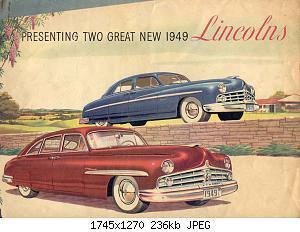 Нажмите на изображение для увеличения Название: 1949 Lincoln-01.jpg Просмотров: 1 Размер:235.8 Кб ID:1072932