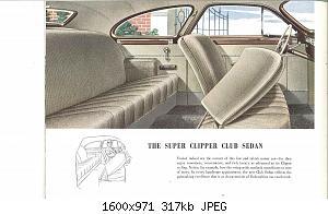 Нажмите на изображение для увеличения Название: 1946 Packard Super Clipper-06.jpg Просмотров: 2 Размер:316.7 Кб ID:1012844
