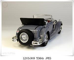 Нажмите на изображение для увеличения Название: Mercedes SS 1933 (2) Ixo.JPG Просмотров: 1 Размер:535.6 Кб ID:1153093