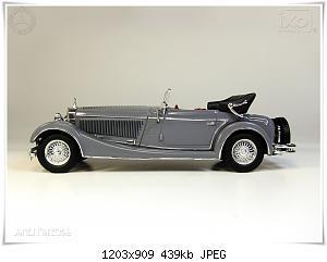 Нажмите на изображение для увеличения Название: Mercedes SS 1933 (3) Ixo.JPG Просмотров: 3 Размер:438.9 Кб ID:1153094