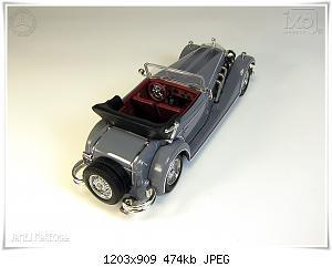 Нажмите на изображение для увеличения Название: Mercedes SS 1933 (4) Ixo.JPG Просмотров: 3 Размер:473.9 Кб ID:1153095