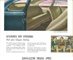 Нажмите на изображение для увеличения Название: 1946 Packard Clipper Six-02.jpg Просмотров: 1 Размер:380.9 Кб ID:1012818