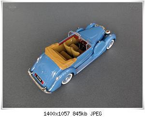 Нажмите на изображение для увеличения Название: Lagonda LG6 (5) Ixo.JPG Просмотров: 1 Размер:845.3 Кб ID:1151604