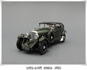 Нажмите на изображение для увеличения Название: Bentley BlueTrain (1) Ixo.JPG Просмотров: 5 Размер:696.2 Кб ID:1164487