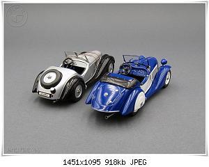 Нажмите на изображение для увеличения Название: BMW 315&328 Roadster_4.JPG Просмотров: 0 Размер:918.3 Кб ID:1213056