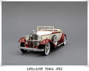 Нажмите на изображение для увеличения Название: Packard 902 standart 8 roadster (1) Neo.JPG Просмотров: 0 Размер:784.4 Кб ID:1213416
