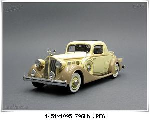 Нажмите на изображение для увеличения Название: Packard super 8 coupe 958 (1) CMF.JPG Просмотров: 1 Размер:796.2 Кб ID:1213417