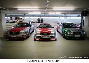 Нажмите на изображение для увеличения Название: 14 1991 Audi V8 Quattro DTM, 1993 Audi 80 quattro 2.5 DTM Prototype, 1994 Audi 80 Competition.jpg Просмотров: 2 Размер:669.0 Кб ID:1189290