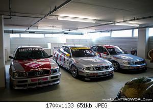 Нажмите на изображение для увеличения Название: 17 1994 80 Competition, 1997 A4 quattro BTCC, Audi A4 quattro Supertourer.jpg Просмотров: 2 Размер:650.6 Кб ID:1189293