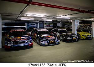 Нажмите на изображение для увеличения Название: 19 2004 B6 Audi A4 DTM Team ABT Sportsline (Mattias Ekström), 2006 B7 Audi A4 DTM Team ABT Spor.jpg Просмотров: 2 Размер:730.2 Кб ID:1189295