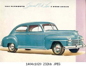 Нажмите на изображение для увеличения Название: 1946 Plymouth-14.jpg Просмотров: 2 Размер:232.3 Кб ID:1005873