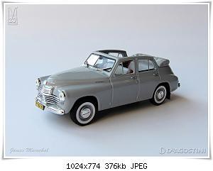 Нажмите на изображение для увеличения Название: ГАЗ-М20 кабр (1) DA.JPG Просмотров: 3 Размер:376.1 Кб ID:1171830