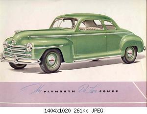 Нажмите на изображение для увеличения Название: 1946 Plymouth-06.jpg Просмотров: 4 Размер:260.5 Кб ID:1005865