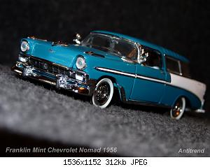 Franklin Mint Chevrolet Nomad 1956 1.jpg